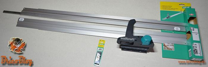 cortar pladur 2 - guia longitudinal