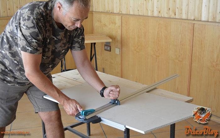 cortar pladur corte paralelo 6