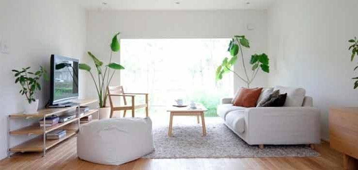 Cómo reformar un piso con estilo minimalista