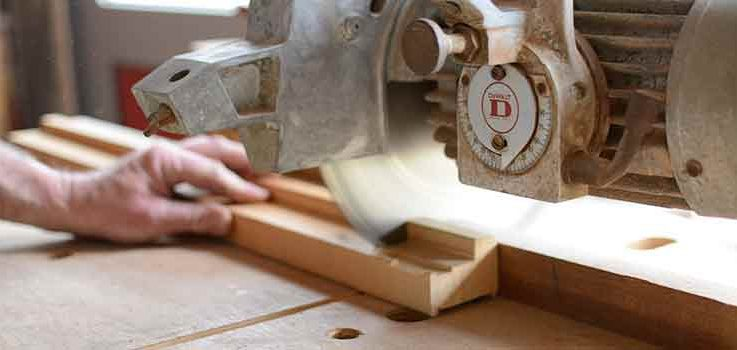 Tipos de sierras industriales y consejos sobre su uso
