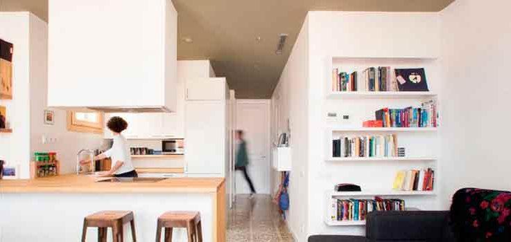 Elementos a tener en cuenta para la reforma integral de una vivienda