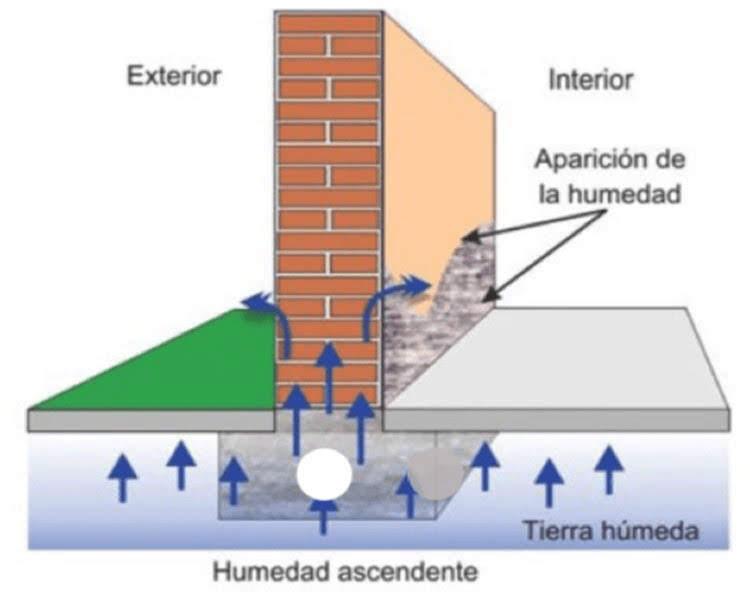 eliminiar la humedad por capilaridad con electro-osmosis - foto 2