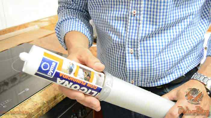 5 como aplicar silicona - preparacion