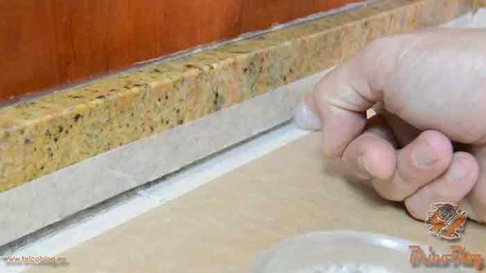 9 como aplicar silicona - retirada material1