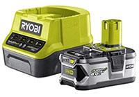 amazon - cargador + bateria Ryobi