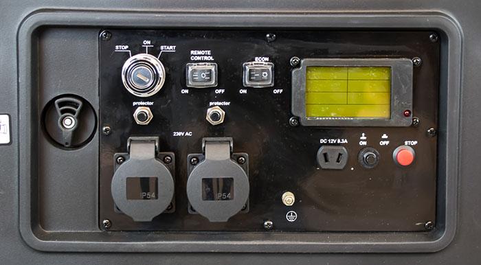 generadores electricos inverter - foto 1