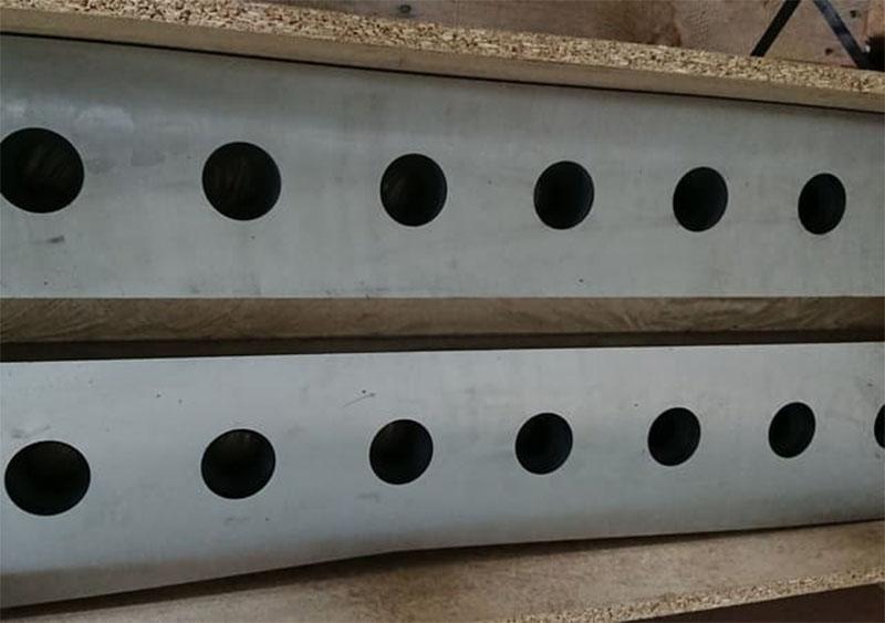 las cuchillas industriales Cizalla - foto 1