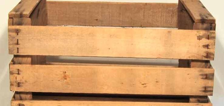 Cajas de madera, 16 ideas de bricolaje