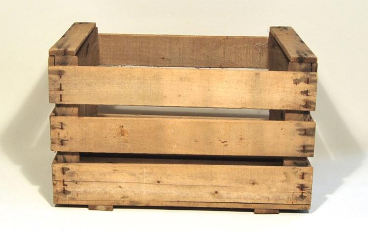 cajas de madera bricolaje - foto 0