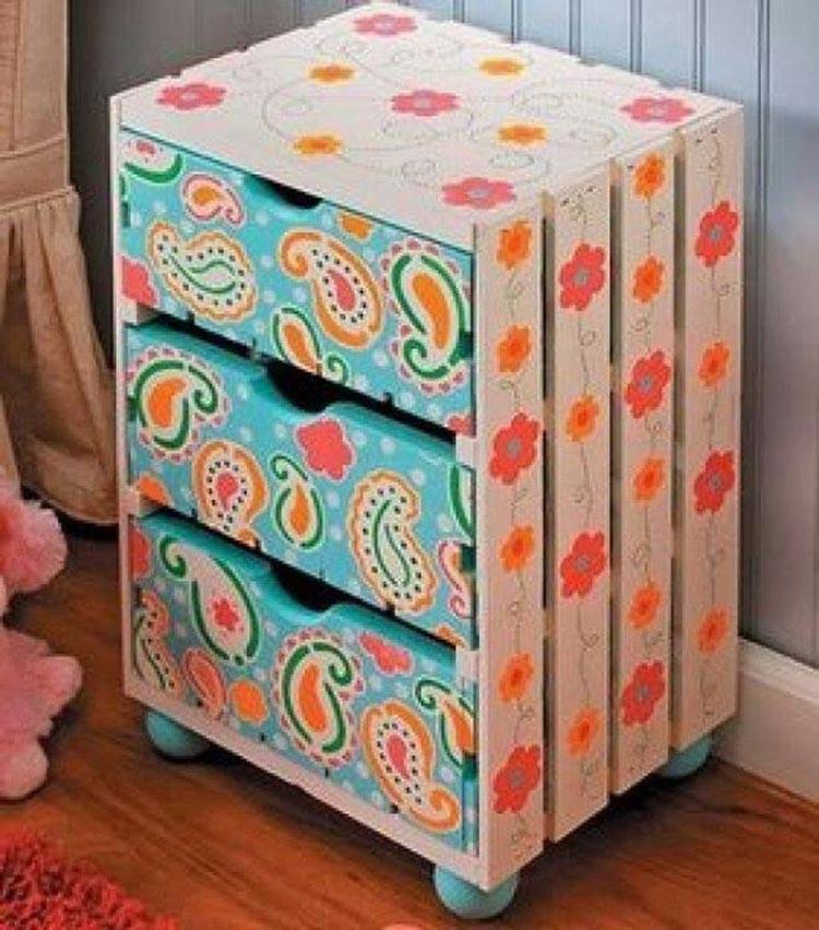 cajas de madera bricolaje - foto 1