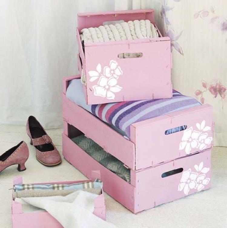 cajas de madera bricolaje - foto 11