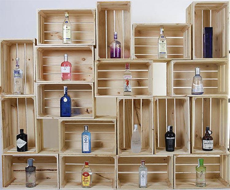 cajas de madera bricolaje - foto 16