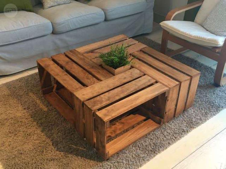 cajas de madera bricolaje - foto 5
