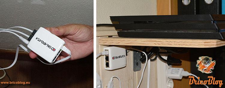 fibra optica plastica como se instala - foto 10