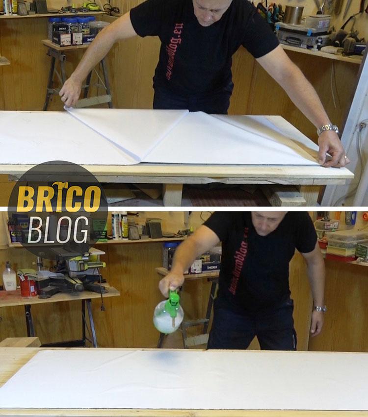 poner vinilo adhesivo truco profesional - foto 4