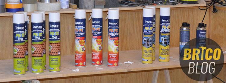 espumas de poliuretano - foto 1