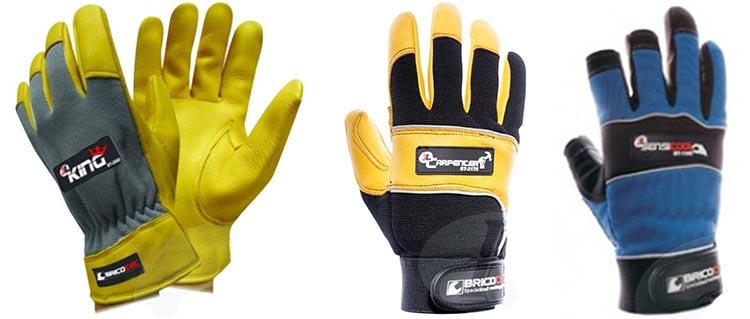 Protección básica para bricolaje - foto 3 - guantes multiusos para bricolaje