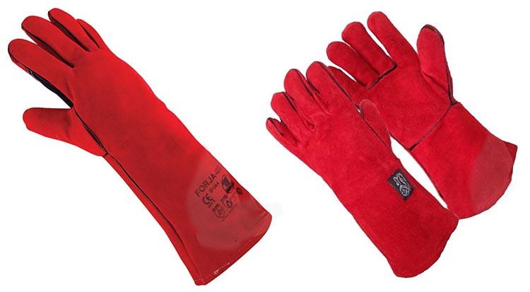 Protección básica para bricolaje - foto 4 - guantes par soldar
