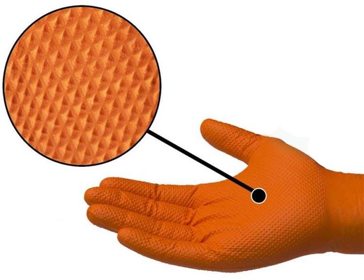 Protección básica para bricolaje - foto 6 - guantes de nitrilo para talleres