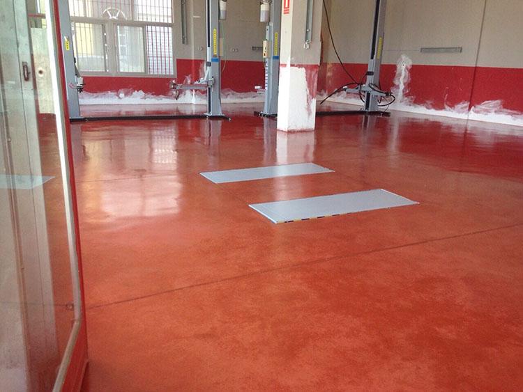 pavimentos industriales - foto 3