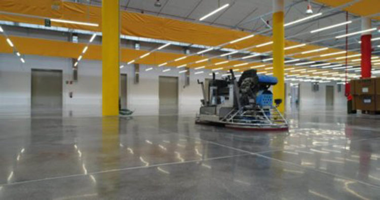 pavimentos industriales - photo 1