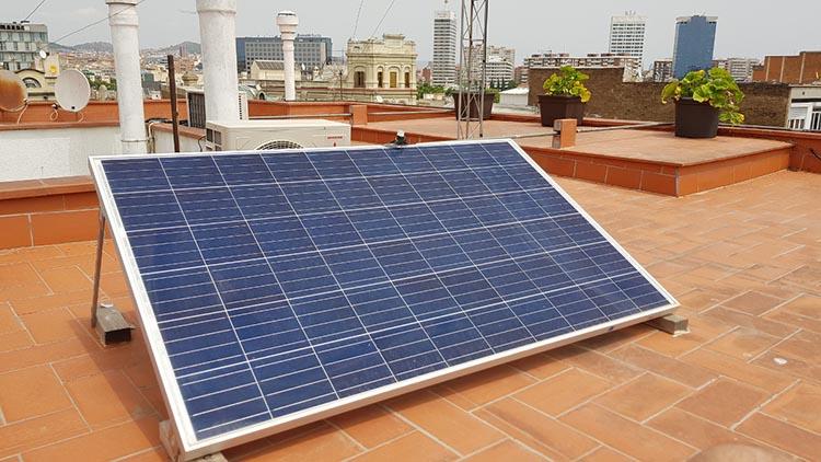 como instalar paneles solares - foto 2