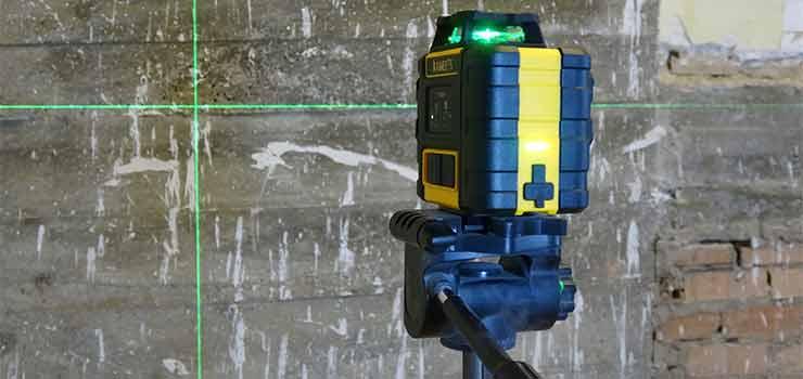 Nivel laser 3D - destacada