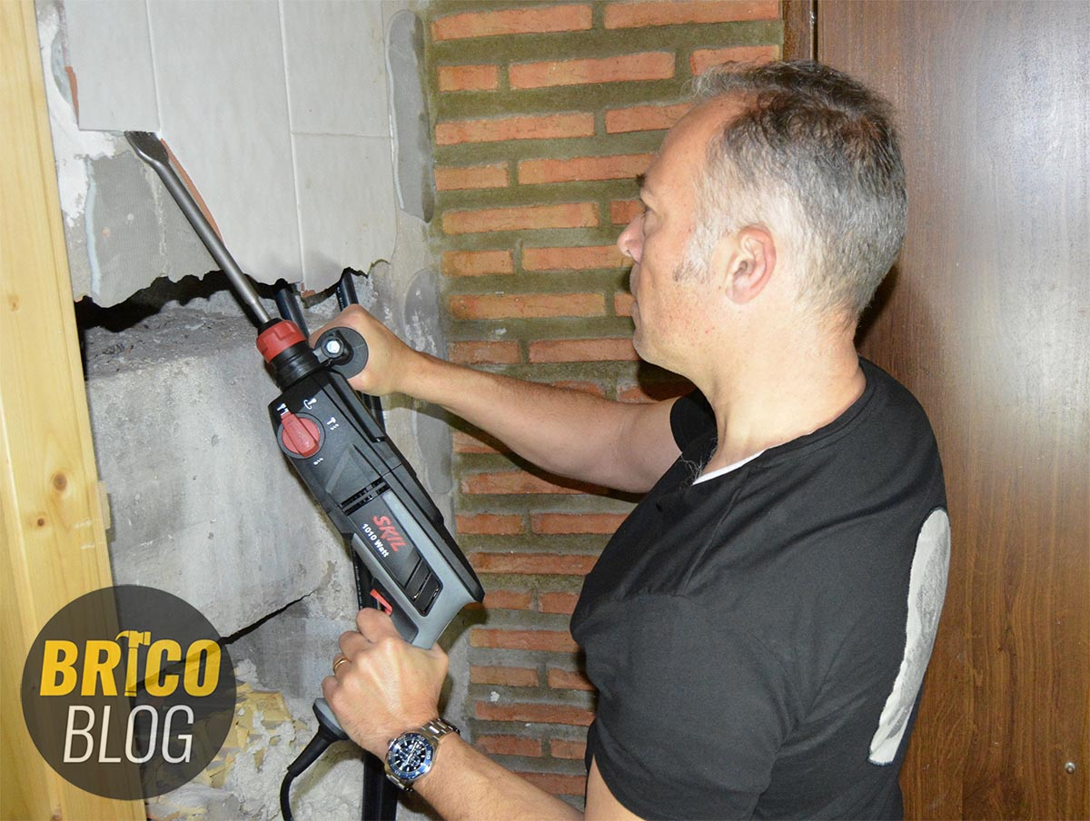 foto 1 - Cómo hacer bricolaje sobre paredes de hormigón