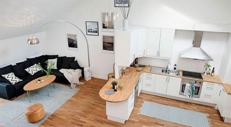10 ideas claves para las reformas de pisos pequeños - destacada