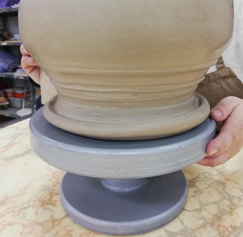 como hacer un torno para ceramica - destacada