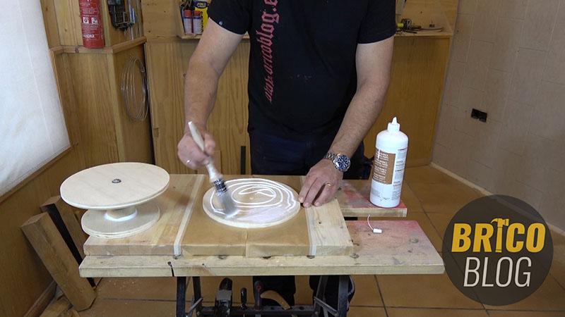 como hacer un torno para ceramica - foto 10