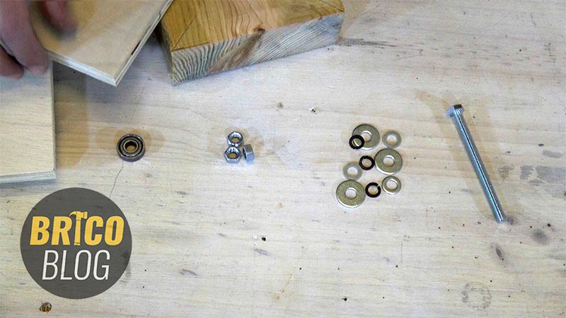 como hacer un torno para ceramica - foto 2