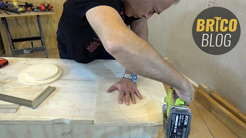 como hacer un torno para ceramica - foto 4