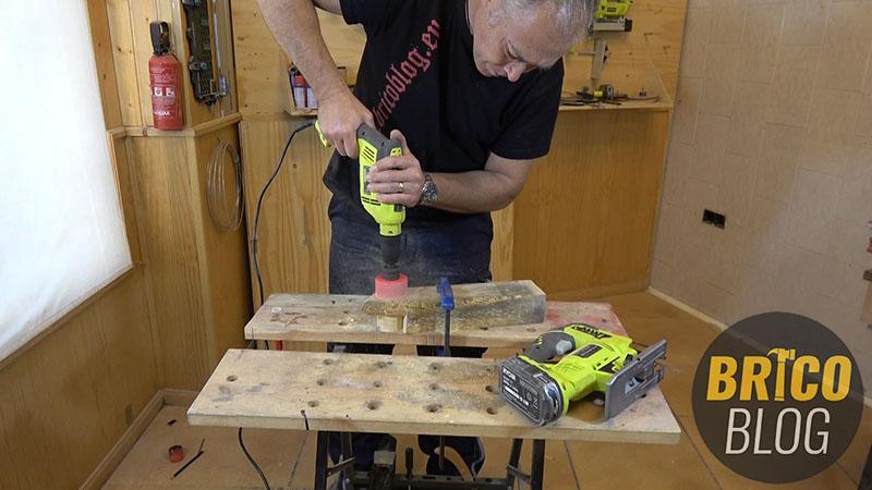 como hacer un torno para ceramica - foto 5