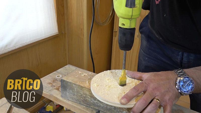 como hacer un torno para ceramica - foto 7