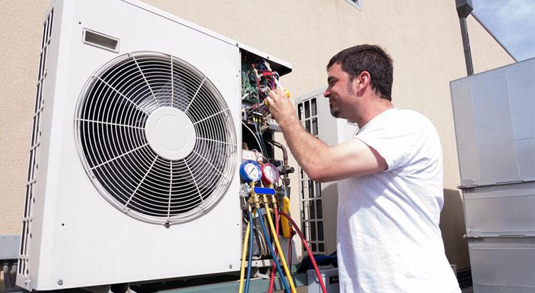 limpiar el aire acondicionado - foto destacada